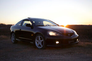 Safetied 2005 Acura Rsx Type-S