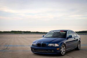 2002 BMW 330ci Supercharged track ready