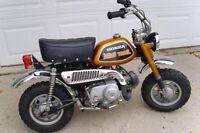 Looking for Honda Z50 Mini Bike