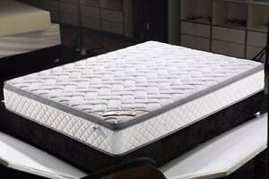 Brand New Eurotop Pocket Spring Medium Firm Mattress (SL1716) Clayton South Kingston Area Preview