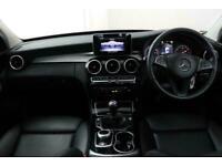 2017 Mercedes-Benz C Class C200 SE Executive Edition 4dr Saloon Petrol Manual