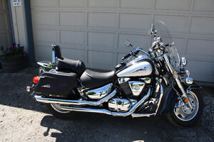 Like NEW- Suzuki Intruder