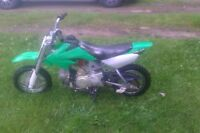 dirt bike 70cc 4vitesse