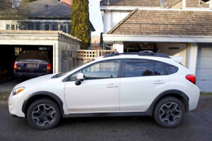 2013 Subaru Crosstrek XV, manual w/ 60K km warranty low mileage