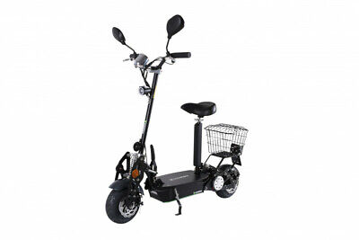 X-Scooters Elektro Scooter 36V 1000 Watt 35 km/h mit Straßenzulassung Bleiakku