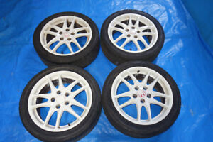 Rsx Type R Wheels Kijiji In Ontario Buy Sell Save With - 2006 acura rsx type s wheels