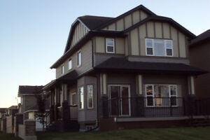 A two bedroom basement suite in eagle ridge for rent