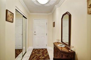 Entrance table and miroir