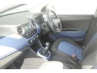 2015 Hyundai i10 1.0 SE Petrol white Manual