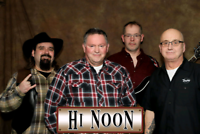 Fort McMurray' s Newest Country/ Rock Band