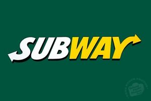 Subway 2515 bank st. opener , nights and weekends shifts