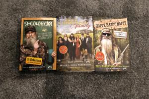 Duck dynasty books