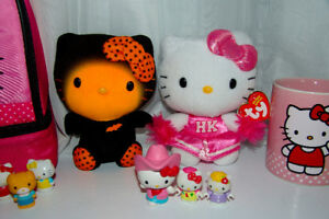 Hello Kitty Lot. ( Will Sell Separately )