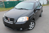 2008 Pontiac Wave LT automatique 120000 km