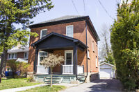South side, excellent condition, lots of character