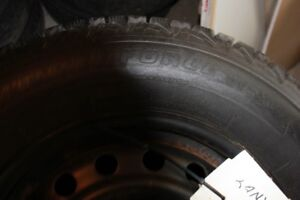 225 / 70 / R16 Wheel and Winter tires