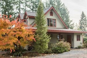 Country Home Chemainus Vancouver Island