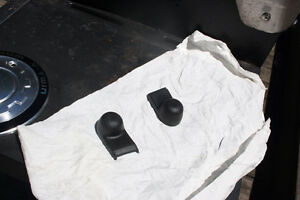 Gas Tank Bolt Covers