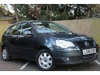 Volkswagen Polo 1.4 S 75PS (grey) 2006