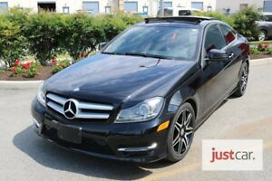 2013 Mercedes-Benz C-Class C 350,Coupe,4 Matic,Navi,Pano Sunroof