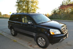 2005 Honda Pilot - 4WD - Backup Camera - 183,804 KM's