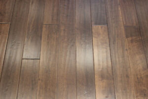 Maple Hardwood Flooring for $2.39/SF