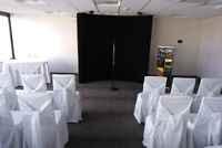 PORTABLE - DISPLAYS - GRAPHICS  - NEW AND USED BOOTHS!
