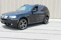 2007 BMW X3 3.0SI L M SPORT PACKAGE!! DUAL PANEL MOONROOF/ NAV City of Toronto Toronto (GTA) Preview