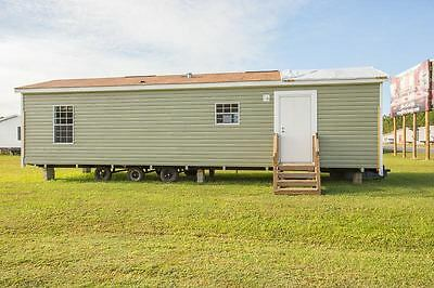 2017 NEW 1BR/1BA 14x40 MOBILE HOME PARK MODEL-TINY HOME-CABIN-ALL FLORIDA