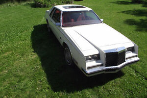 1981 Chrysler Imperial Coupe (2 door)