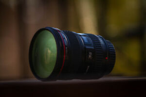 Canon 7D, 70-200 and 17-40 lenses, Yongnuo flashes and more!