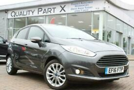 image for 2016 Ford Fiesta 1.0 T EcoBoost Titanium X (s/s) 5dr Hatchback Petrol Manual
