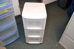 Three Storage Carts - Great for Crafts, etc. Cambridge Kitchener Area image 1