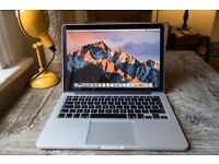 "MacBook Pro 13"" Retina 2.4GHz 256GB SSD"