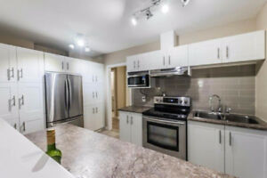 Newly Renovated! Amazing 3 Br+Den, 1.5 Bath Th W/