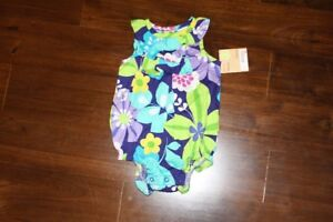 Girls 3 Month Carters Outfit NWT
