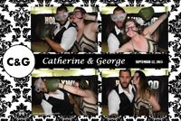 #1 Photo Booth Rental in Toronto - Special Price