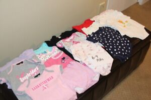 Baby Girl 6-9 Mth Clothing Lot