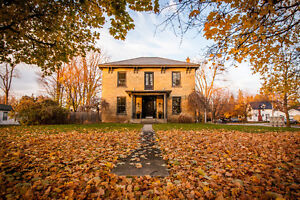 SOLD Historic 1875 Home in picturesque Aylmer SOLD
