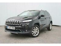 2017 Jeep Cherokee 2.2 MULTIJET II LIMITED 5DR AUTOMATIC Estate Diesel Automatic