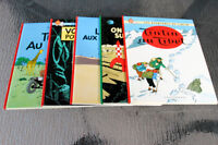 Collection BD Aventures de Tintin