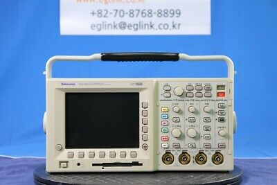 Tektronix Tds3054 Digital Oscilloscope 4ch 500mhz