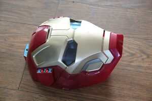 Casque de Iron man