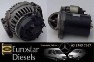 Mercedes Vito W638/W639 Alternators and Starter Motors Hallam Casey Area Preview