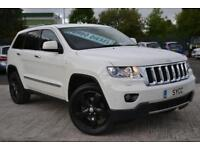 2012 Jeep Grand Cherokee 3.0 CRD Overland 5dr Auto 5 door Four Wheel Drive