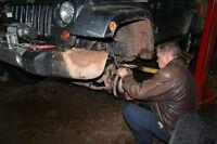 AUTOMOTIVE TECHNICIAN/WORKING SHOP FOREMAN
