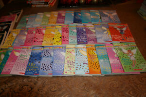 43 Rainbow Magic Books - Range from Great to Excellent Condition