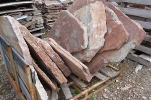 **Natural FLAGSTONE**for patios & flowerbeds**LANDSCAPING ***