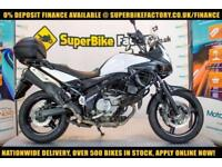 2013 63 SUZUKI V-STROM 650 AL2 0% DEPOSIT FINANCE AVAILABLE