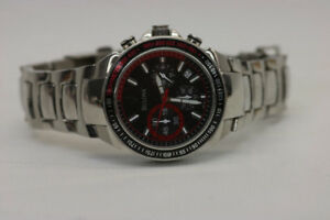 Mens Bulova Chronograph Watch 98B195 (#15092)